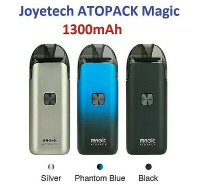 KIT Joyetech ATOPACK Magic 1300mAh POD + 10ml Eliquid VapePiper Vaper Vapor