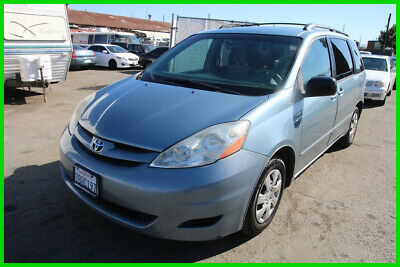 2008 Toyota Sienna LE 2008  Toyota Sienna LE 114 Low Miles Automatic 6 Cylinder NO RESERVE
