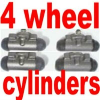 All 4 wheel cylinders for Oldsmobile 88 98 1954- 1955- 1956 fix your brakes!!