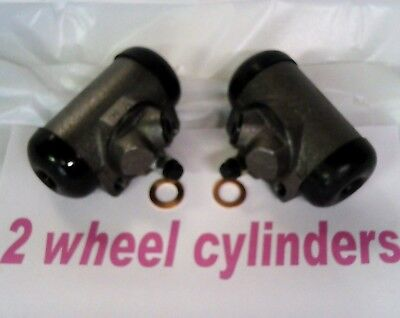 Two Rear wheel cylinders for Cadillac 1958 1959 1960 1961 1962 1963 1964