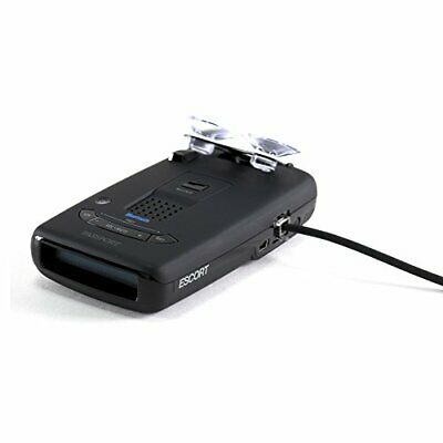 Passport Radar Detector >> New Escort Passport Radar Detector With Built In Bluetooth Black