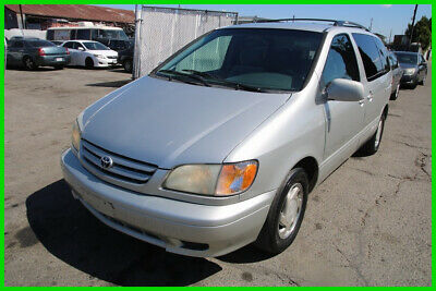 2003 Toyota Sienna LE 2003 Toyota Sienna LE Automatic 6 Cylinder NO RESERVE
