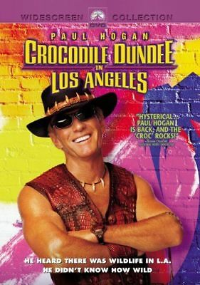 Crocodile Dundee in Los Angeles (Paul Hogan) DVD, 2013, Widescreen Collection