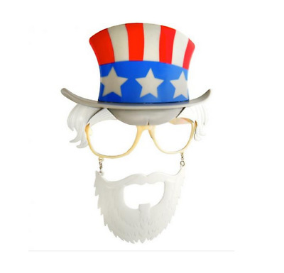 Party Costumes - Sun-Staches - Uncle Sam New sg1882