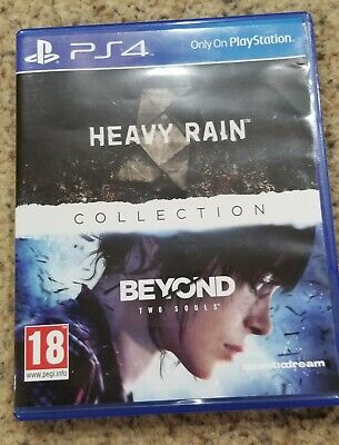 Heavy Rain & Beyond Two Souls Remastered Collection PlayStation 4
