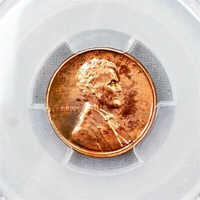 1950 Lincoln Wheat Cent - PCGS PR63 RB - Certified 1c Bronze Proof Penny