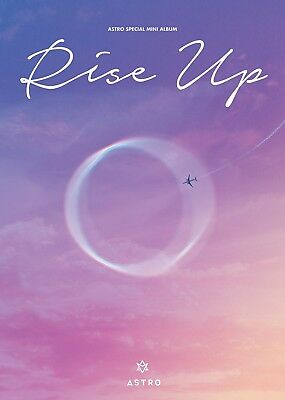 ASTRO - Rise Up (Special Mini Album) CD+2Photocards+Free Gift+Tracking no