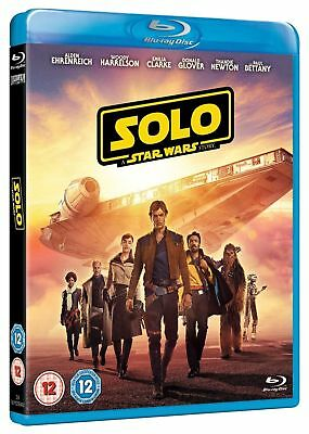 Solo A Star Wars Story DVD Brand New & Sealed UK Free Postage