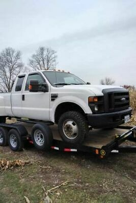 Ford 2008 F350 dualy V10 gas New Engine only 1500KM 3 year warranty on Motor Ford 2008 F350 dualy V10 gas New Engine only 1500KM 3 year warranty on Motor