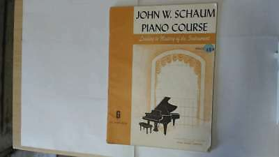Good - John W.Schaum Piano Course.The Amber Book. - John W.Schaum Not stated A f