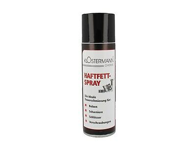 Haftfett-Spray 300 ml - Klostermann Chemie 1204