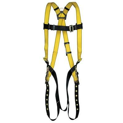 NEW Safety Works 10096481 Workman Vest Style 3 D-ring Harness STD