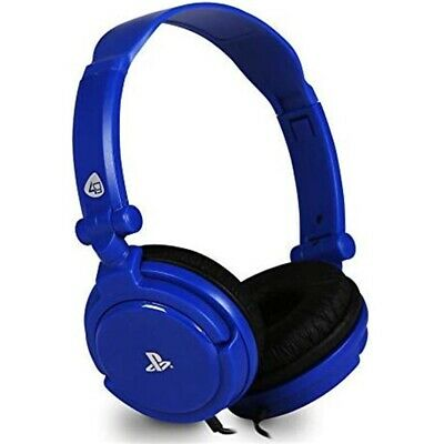 Pro4-10 Officially Licensed Stereo Gaming Headset (blue) /ps4