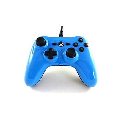 Officially Licensed Xbox One Mini Wired Controller (cool Blue) /xbox One