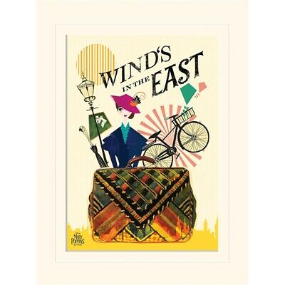 Maxi Poster 61cm x 91.5cm PP34382-645 Wind in the East Mary Poppins Returns