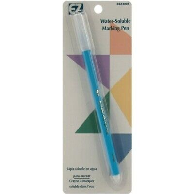 Wrights 8823005 Water Soluble Marking Pen, Blue - Ez Quilting Pen Sewing