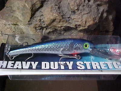 NEW Mann/'s Textured Stretch 25 BIGFISH Trolling Lure T25-05  COLOR SEA TROUT