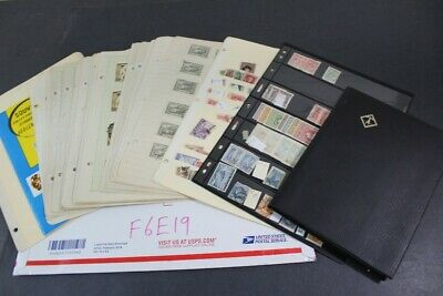 CKStamps : Interesting Mint & Used Greece Stamps Collection In Book & Pages