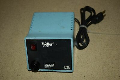 Weller Wtcpt Soldering Station Power Unit (Fh8)