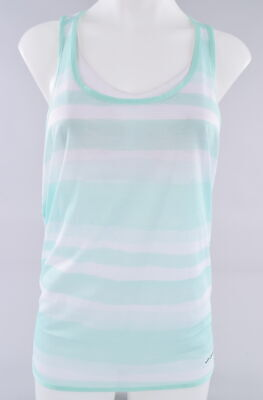 ea34ed1df1801c Brooks Ghost Racerback Tank Top Shirt Womens Large Surf Scape Run Jog Hike  Yoga