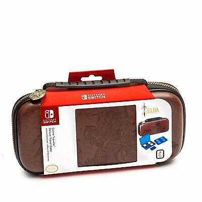 NEW! Official The Legend of Zelda Travel Case for Nintendo Switch