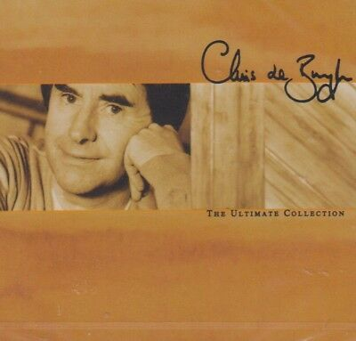Chris De Burgh / The Ultimate Collection - Best of - Hits  (2 CDs, NEU! OVP,NEW)