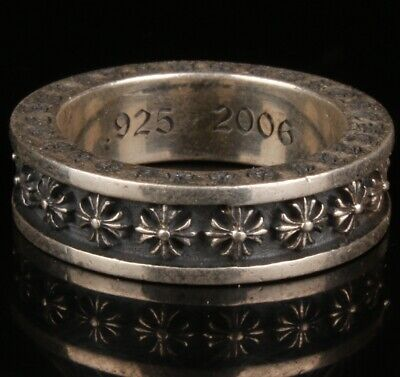 Special Chinese Silver Hand Carving Ring Jewelry Gift