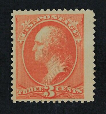 CKStamps: US Stamps Collection Scott#214 3c Washington Mint H OG Thin