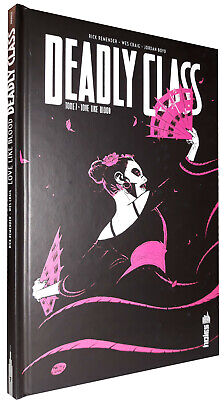 Comics - Urban Comics - Deadly Class T.07 : Love Like Blood