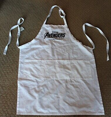 Marvel Studios Avengers Infinity War Apron Official Movie Giveaway Promotional
