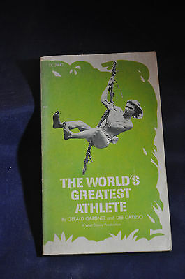 1973 *FIRST/FIRST* The Worlds Greatest Athlete, Disney