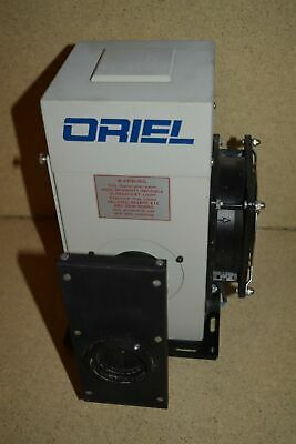 Oriel Corp 66002 Research Arc Lamp Housing Power Supply