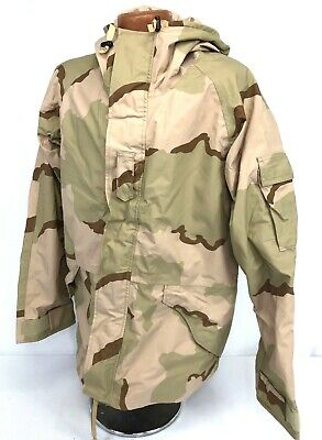 US Army Cold Weather Desert Camo Parka