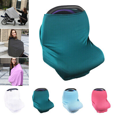Cover Nursing Privacy Top Canopy Baby Feeding Scarf Hider More Colors Portable