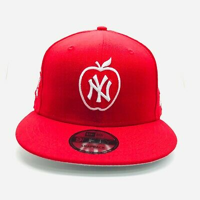 e72d250a2d603 NEW ERA NEW York Yankee 100th Anniversary Patch 9Fifty Snapback Hat ...