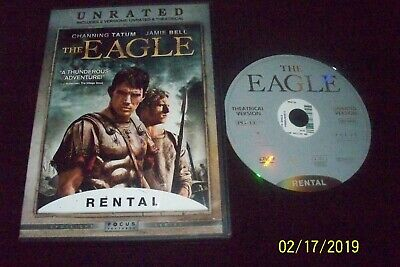 The Eagle (DVD, 2011, Rental)