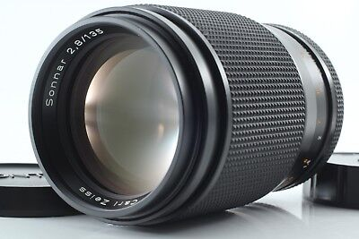 【Near MINT】 CONTAX Carl Zeiss Sonnar T* 135mm F/2.8 AEJ MF Lens from Japan #1057