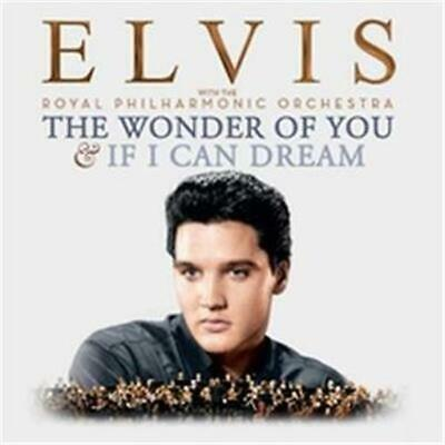 ELVIS PRESLEY The Wonder Of You & If I Can Dream (Collector's Edition) 2CD NEW