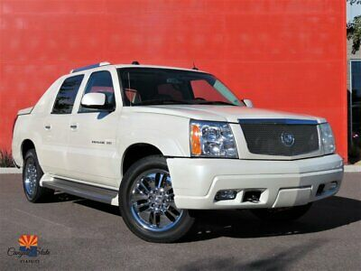 2005 Cadillac Escalade EXT 4dr AWD 2005 Cadillac Escalade EXT, 6.0L AWD, 2 Owner CA Truck, Custom Rims and Grille