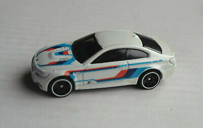 Hot Wheels BMW M3 weiß M-Design Auto Car Mattel HW PKW Motorsport white bianco