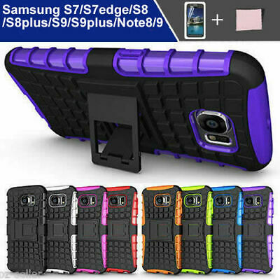 Case Cover For Samsung Galaxy S6 S7 S7edge S8 S8plus S9 plus Note8 Note9 Hybrid