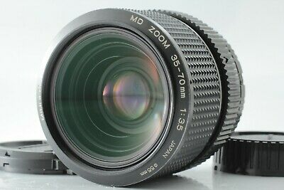 [Excellent+++++] Minolta NEW MD 35-70mm F/3.5  Zoom Lens NMD Lens From Japan