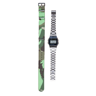 Casio Vintage Kit Cast Montre A158 115 Multi