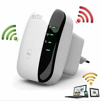 Ripetitore Segnale Wireless Wifi Repeater Amplificatore Range Extender Lan hsb