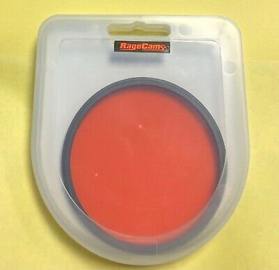 Red Dive Filter HD For Sony MPK-URX100A Underwater Housing RX100-series Camera's