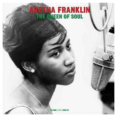 Aretha Franklin The Queen of Soul  Sealed LP 180g Vinyl Record Won't Be Long ...