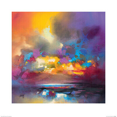 Framed Study 1 Canvas Scott Naismith Ready Sunset Cumulus xerBdQCoW