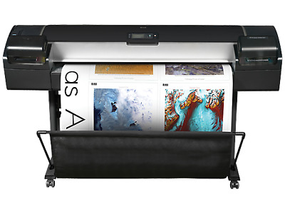 HP DesignJet Z5200PS - CQ113A - 44-in Plotter