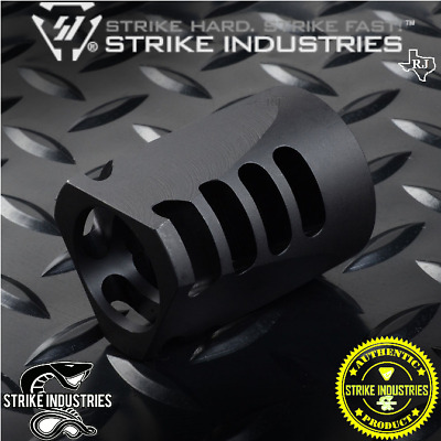 STRIKE INDUSTRIES FAT Comp 03 Compensator for 22cal/556 1