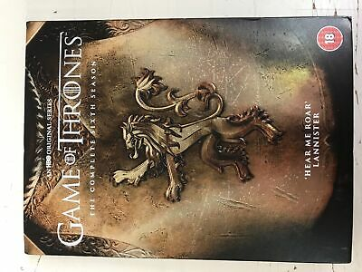 Game Of Thrones Season 6 Lanister Gold Edition NEW